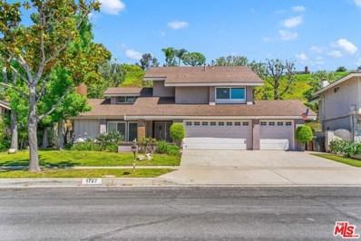 1727 N Mountain View Place, Fullerton, CA 92831 - MLS#: 20596126