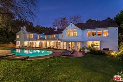 1027 Summit Drive, Beverly Hills, CA 90210 - MLS#: 20596884