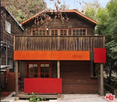10343 Oletha Lane, Los Angeles, CA 90077 - MLS#: 20597976
