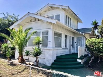 2553 E 3rd Street, Long Beach, CA 90814 - MLS#: 20598948