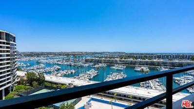 4314 Marina City Drive UNIT #828, Marina del Rey, CA 90292 - MLS#: 20599982