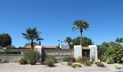 2262 S Linden Way UNIT B, Palm Springs, CA 92264 - MLS#: 20600140