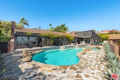 3626 Malibu Country Drive, Malibu, CA 90265 - MLS#: 20601204