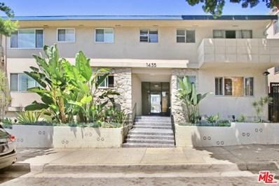 1435 N Fairfax Avenue UNIT 5, West Hollywood, CA 90046 - MLS#: 20601206