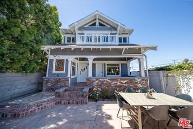 111 DUDLEY Avenue, Venice, CA 90291 - MLS#: 20601520