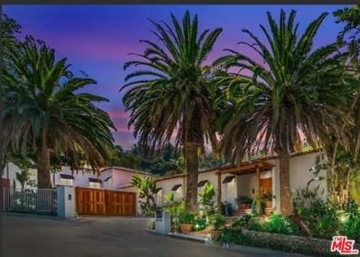 9696 Antelope Road, Beverly Hills, CA 90210 - MLS#: 20601574