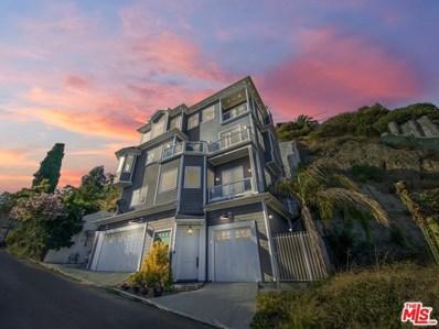 17819 Castellammare Drive, Pacific Palisades, CA 90272 - MLS#: 20601798