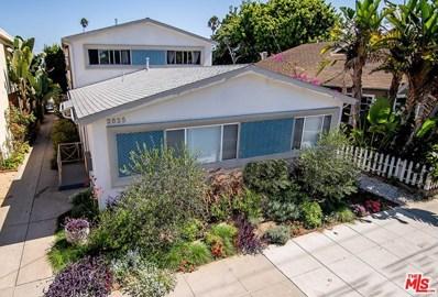 2625 4Th Street UNIT D, Santa Monica, CA 90405 - MLS#: 20601984