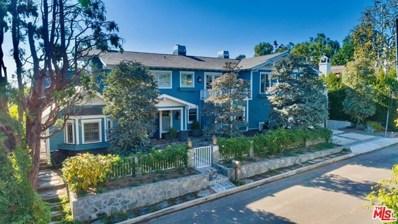 1237 Villa Woods Drive, Pacific Palisades, CA 90272 - MLS#: 20608880