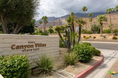 2600 S Palm Canyon Drive UNIT 20, Palm Springs, CA 92264 - MLS#: 20609326