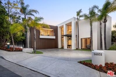 14031 Aubrey Road, Beverly Hills, CA 90210 - MLS#: 20609654