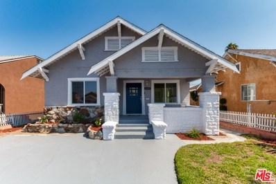 1143 W 52Nd Street, Los Angeles, CA 90037 - MLS#: 20611496