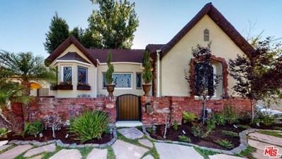 547 N Detroit Street, Los Angeles, CA 90036 - MLS#: 20612832