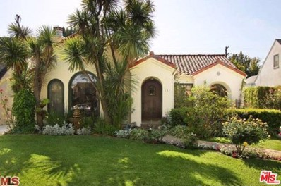 131 N CITRUS Avenue, Los Angeles, CA 90036 - MLS#: 20613900