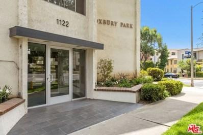 1122 Peck Drive UNIT 105, Los Angeles, CA 90035 - MLS#: 20614412