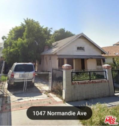 1047 S Normandie Avenue, Los Angeles, CA 90006 - MLS#: 20614536