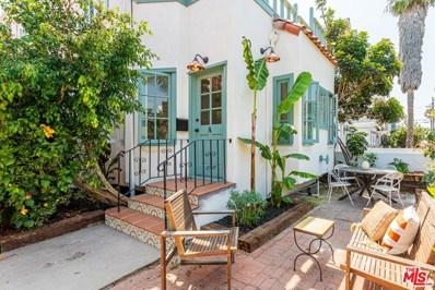 30 25th Avenue UNIT A, Venice, CA 90291 - MLS#: 20614956