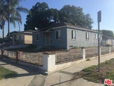 15226 S Frailey Avenue, Compton, CA 90221 - MLS#: 20615482