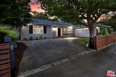 3700 Woodcliff Road, Sherman Oaks, CA 91403 - MLS#: 20617442