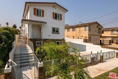 329 E Hazel Street UNIT B, Inglewood, CA 90302 - MLS#: 20617630