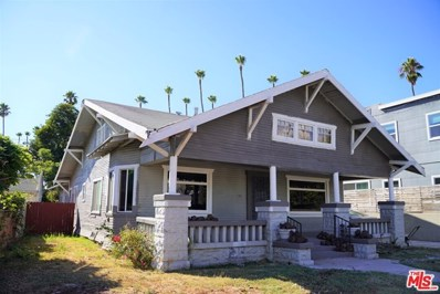 2311 West Boulevard, Los Angeles, CA 90016 - MLS#: 20618960