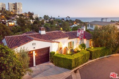 267 Amalfi Drive, Santa Monica, CA 90402 - MLS#: 20619056