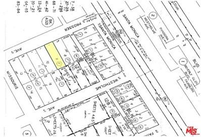 1820 Prosser Avenue, Los Angeles, CA 90025 - MLS#: 20619526