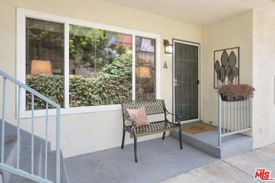 4140 BALDWIN Avenue UNIT A, Culver City, CA 90232 - MLS#: 20620614