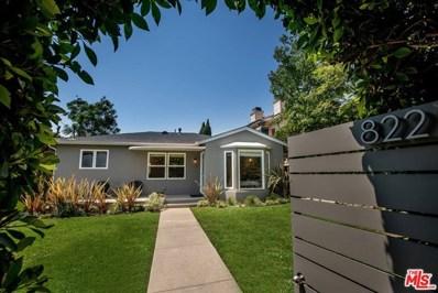 822 26Th Street, Santa Monica, CA 90403 - MLS#: 20621016