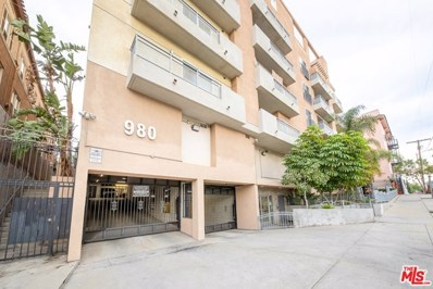 980 S Oxford Avenue UNIT 106, Los Angeles, CA 90006 - MLS#: 20621862