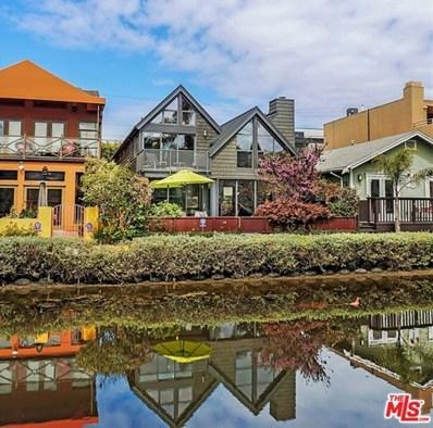 447 Carroll Canal, Venice, CA 90291 - MLS#: 20625024