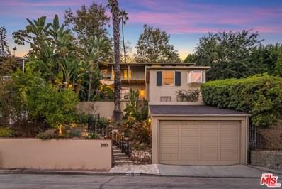 2151 Kenilworth Avenue, Los Angeles, CA 90039 - MLS#: 20625204