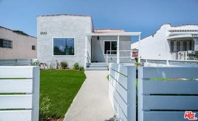 2647 S Dunsmuir Avenue, Los Angeles, CA 90016 - MLS#: 20625426