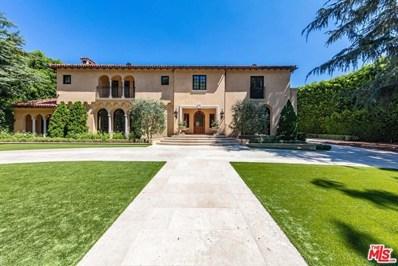 1010 N Roxbury Drive, Beverly Hills, CA 90210 - MLS#: 20625592