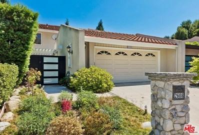 2608 Claray Drive, Los Angeles, CA 90077 - MLS#: 20625798