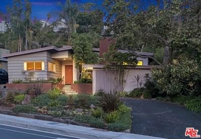 588 Entrada Drive, Santa Monica, CA 90402 - MLS#: 20626402