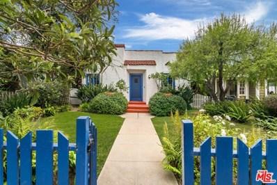 808 Nowita Place, Venice, CA 90291 - MLS#: 20627178