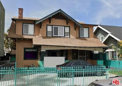 837 S Kingsley Drive, Los Angeles, CA 90005 - MLS#: 20627670