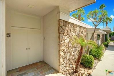 555 W Baristo Road UNIT 5, Palm Springs, CA 92262 - MLS#: 20628408