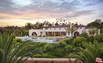 16568 La Gracia, Rancho Santa Fe, CA 92067 - MLS#: 20629024