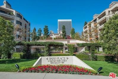 2131 Century Park Lane UNIT 412, Los Angeles, CA 90067 - MLS#: 20629038
