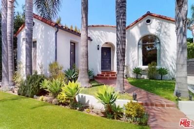 6667 Drexel Avenue, Los Angeles, CA 90048 - MLS#: 20629136