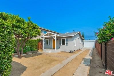 5339 Smiley Drive, Los Angeles, CA 90016 - MLS#: 20630728
