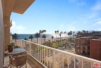 101 California Avenue UNIT 603, Santa Monica, CA 90403 - MLS#: 20631270