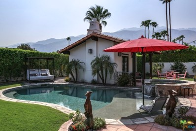 1198 E Via Altamira, Palm Springs, CA 92262 - MLS#: 20633570
