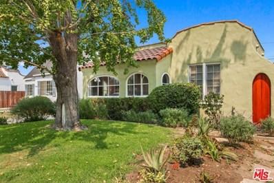 8533 Melvil Street, Los Angeles, CA 90034 - MLS#: 20633750