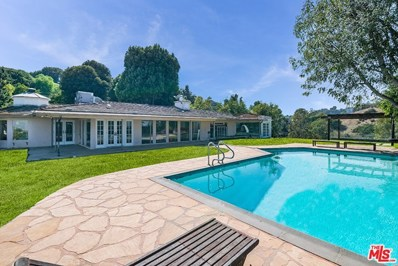 12821 Mulholland Drive, Beverly Hills, CA 90210 - MLS#: 20634404