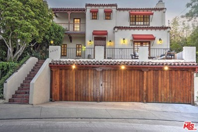 2337 Ronda Vista Drive, Los Angeles, CA 90027 - MLS#: 20634662