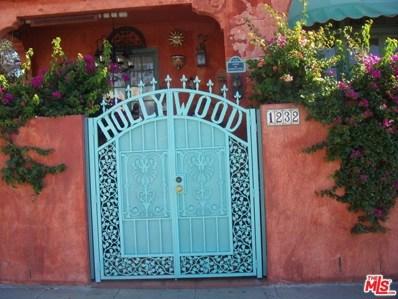 1232 N Cahuenga Boulevard, Los Angeles, CA 90038 - MLS#: 20635096
