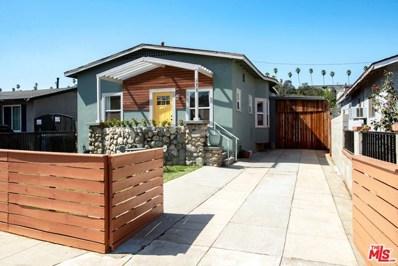 223 Chestnut Avenue, Los Angeles, CA 90042 - MLS#: 20635328